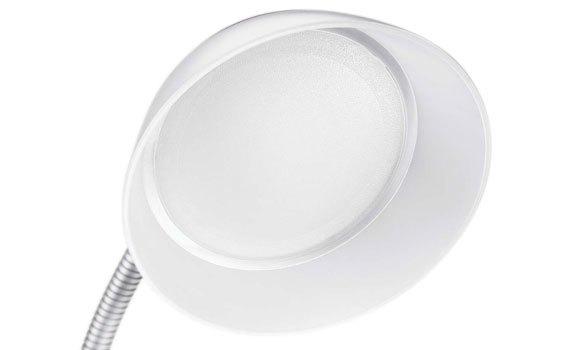 Đèn bàn Led Philips Cap 70023 sử dụng đèn LED chiếu sáng