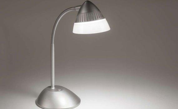 Đèn bàn Led Philips Cap 70023 giá tốt tại Nguyễn Kim