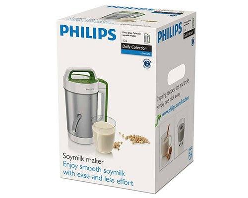 Máy làm sữa đậu nành Philips HD2052 xay đậu nành nhuyễn mịn thơm ngon