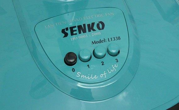 Quạt lỡ Senko L1338 màu cốm giảm giá tại nguyenkim.com