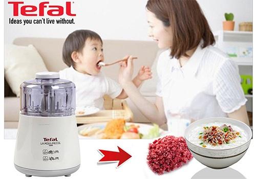 Máy xay thịt Tefal DPA171 sử dụng đơn giản
