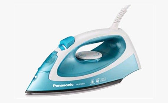 Bàn ủi hơi nước Panasonic NI-P300TARA ủi mọi nếp nhăn cứng đầu