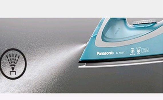 Bàn ủi hơi nước Panasonic NI-P300TARA làm thẳng nếp nhăn nhanh