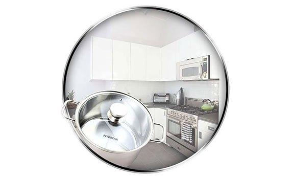 Bộ 5 nồi Fivestar FS08CG1 sang trọng cho mọi không gian bếp