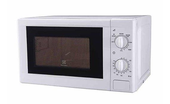 Lò vi sóng Electrolux EMM2021GW thiết kế hài hòa, tinh tế