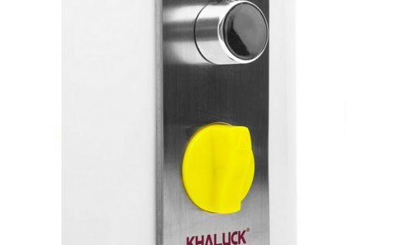 Lưỡi dao bằng thép không gỉ của máy ép trái cây Khaluck.Home KL3168