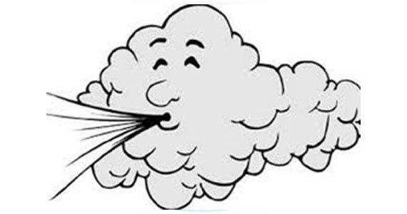 Quạt trần KDK N56YG tạo cảm giác dễ chịu với luồng gió tự nhiên