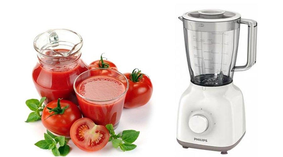 Sinh tố cà chua không chỉ tốt cho sức khỏe, mà còn giúp làm đẹp da, giảm cân hiệu quả