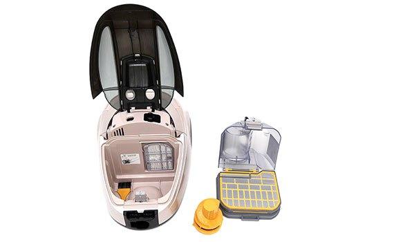 Bộ lọc máy hút bụi Hitachi CV-SU22V(24CV-RC) chăm sóc sức khỏe gia đình bạn
