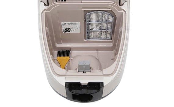 Máy hút bụi Hitachi CV-960Y mang lại không gian sạch sẽ, trong lành