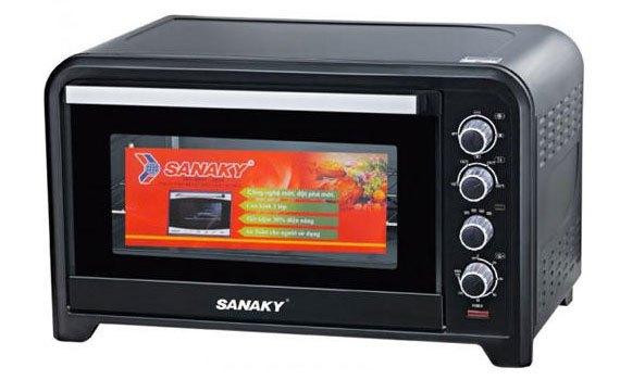 Lò nướng Sanaky VH-809 giá rẻ tại điện máy Nguyễn Kim