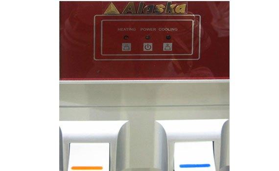 Mua máy nước nóng lạnh ở đâu tốt? Máy nước nóng lạnh Alaska R81C