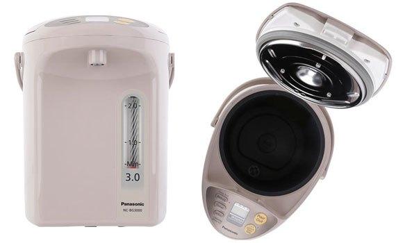 Bình thủy điện loại nào tốt? Bình thủy điện Panasonic NC-BG3000CSY