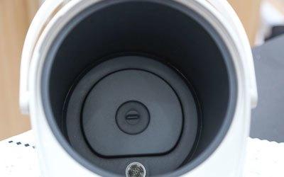 Bình thủy điện Panasonic NC-BH30PCSY có lòng bình bằng thép không gỉ