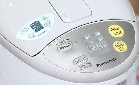 Mua bình thủy điện ở đâu tốt? Bình thủy điện Panasonic NC-EG4000CSY