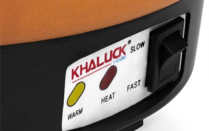 Siêu sắc thuốc Khaluck.home KL-888có chế độ ngắt điện tự động