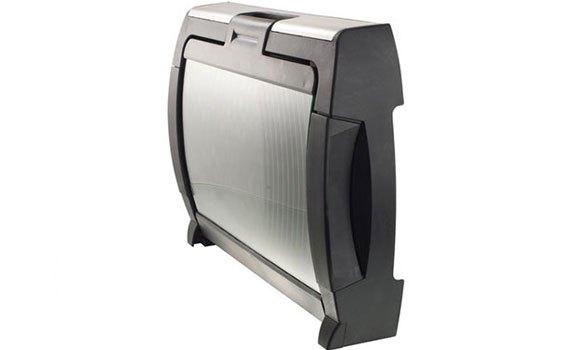 Vỉ nướng Steba VG200 có thiết kế nhỏ gọn, dễ dàng cất giữ
