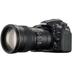 Mua máy ảnh chuyên nghiệp Nikon D7200 ống kính 18-200 VR chính hãng