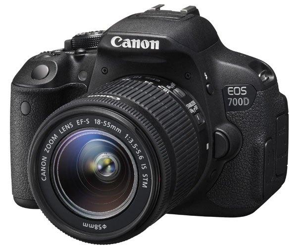 khuyến mãi máy ảnh Canon 700D