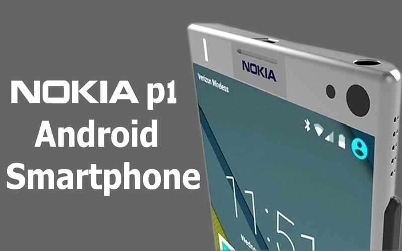 Nokia trở lại MWC với sản phẩm Nokia P1