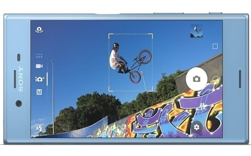 Khả năng quay video ấn tượng với Sony Xperia
