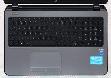 Máy tính xách tay HP 15 R208TU với bàn phím hiện đại