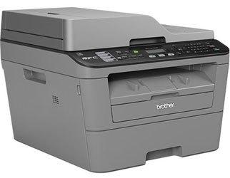Máy in Laser Brother MFC-L2701DW trang bị khay giấy lớn