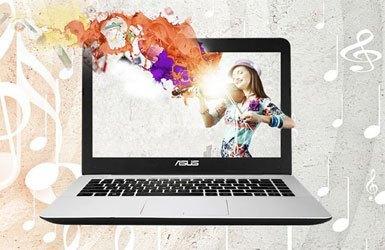 Mua máy tính xách tay loại nào tốt, Asus X554LA i3