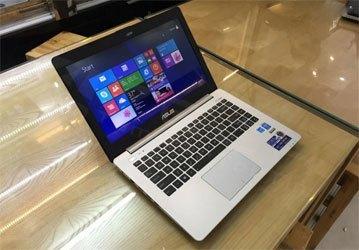 Máy tính xách tay Asus K555LD mang thiết kế sang trọng