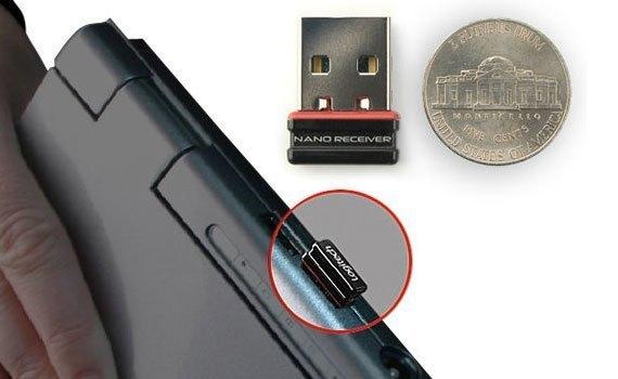 Chuột máy tính Logitech M185 xám giá tốt tại nguyenkim.com