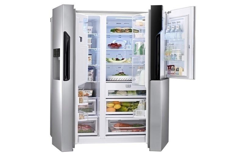 """Tủ lạnh LG 609 lít GR-P267JS """"Cửa trong cửa"""""""