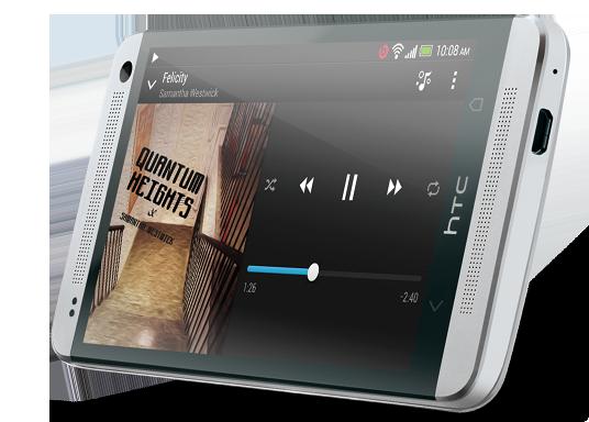 Điện thoại HTC One M7 32GB đen chính hãng, giá rẻ tại