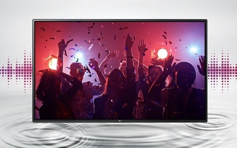 Không còn lo nghe sót một âm tiết nào nữa khi trải nghiệm TV LG