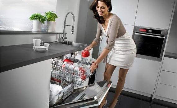 Nước rửa cho máy rửa bát Ludwik tẩy rửa đồ dùng khá hiệu quả
