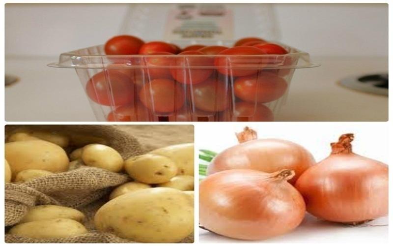 Cà chua, khoai tây và hành tây không nên bảo quản bằng tủ lạnh