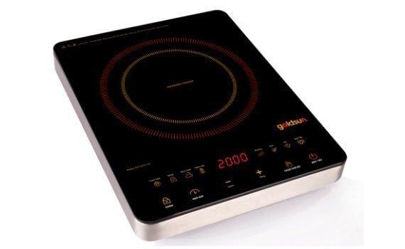 Bếp hồng ngoại Goldsun ECC-GHY116 hiện đại