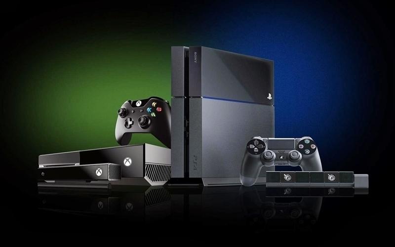 Dù là game console nhưng PS4 và Xbox One rất mạnh về phát đa phương tiện