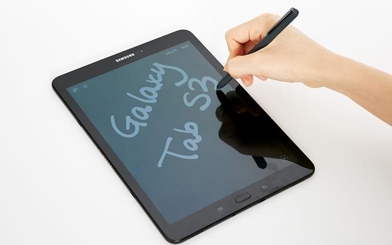 Vẽ vời lên máy tính bảng với bút S Pen