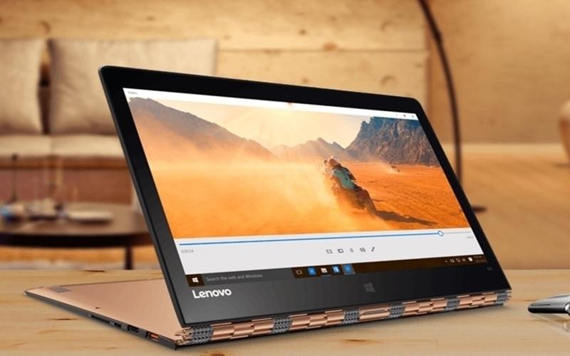 Giải trí tuyệt vời cùng máy tính Lenovo