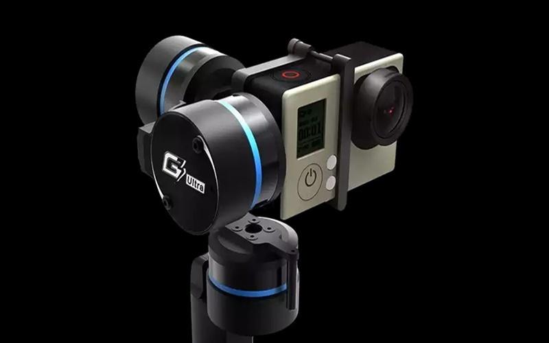 Giá đỡ giúp ổn định máy quay tốt hơn