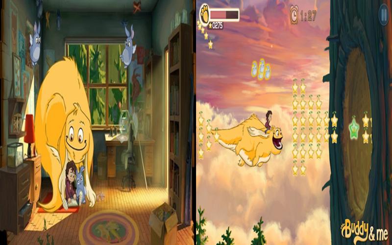 Game Buddy and Me như một câu chuyện cổ tích