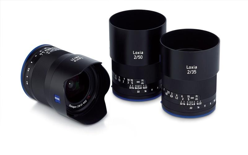 ống kính máy ảnh không gương lật có số lượng hạn chế