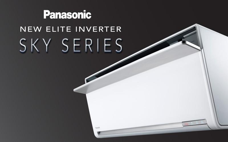 Cánh quạt đảo gió cực độc đáo của máy lạnh Panasonic Inverter
