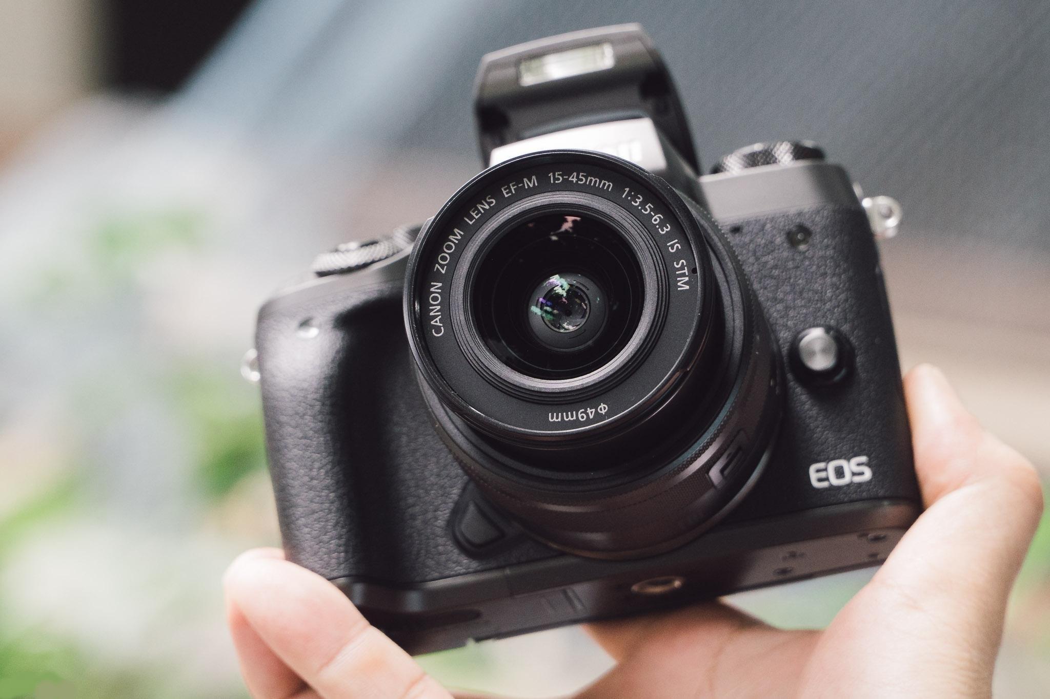 Được xem là bước tiến lớn của hãng máy ảnh nổi tiếng Canon