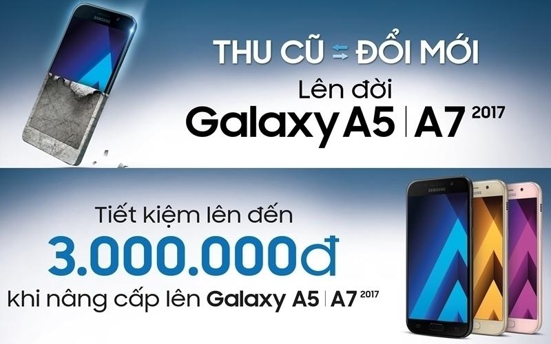 Có một chiếc điện thoại Samsung cũ bạn có ngay điện thoại mới