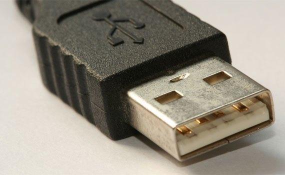 Chuột không dây Rapoo 1090P sử dụng kết nối USB không dây