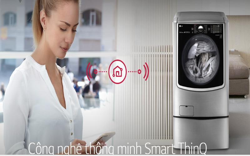 Sở hữu tính năng thông minh, đa tiện ích Smart thinQ