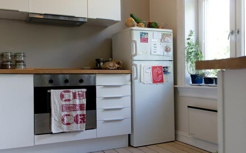"""Chỗ """"trú ngụ""""  của tủ lạnh cần phải được lưu ý nhiều hơn"""