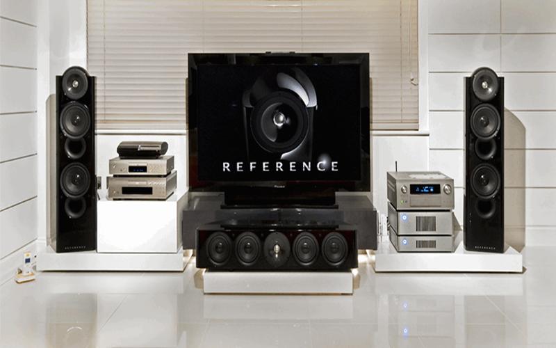 Một dàn âm thanh Hi-fi sẽ mang đến phong cách rõ ràng cho ngôi nhà bạn