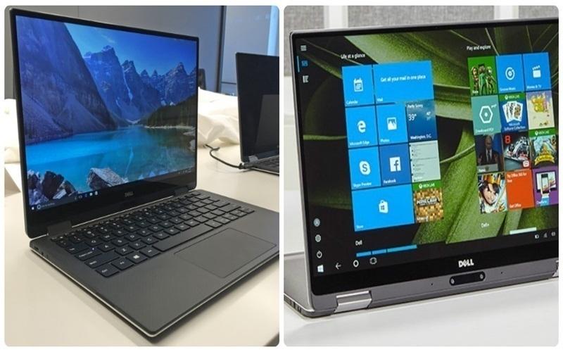 Dell XPS 13 (2 trong 1) có thiết kế mới và hiện đại hơn